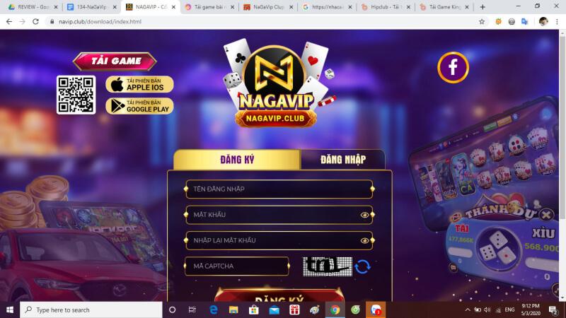 NagaVip - Một tiềm năng mới trong thị trường game bài đổi thưởng Việt - 789 Club